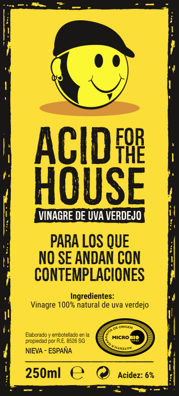 Acid for the House
